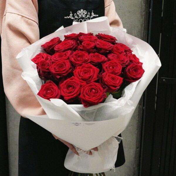 Сzerwone róże