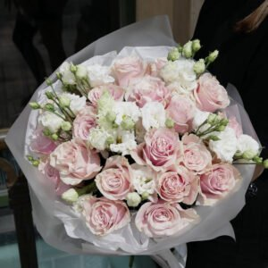 Kwiaty na Walentynki, flowers Valentine day, Цветы на Валентина