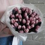 Czekoladowe tulipany