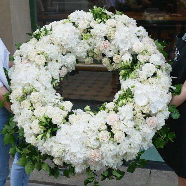 Wieńiec pogrzebowy