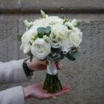 Bukiet ślubny mieszany 05