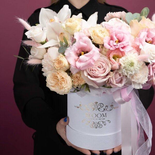 Autorska kompozycja kwiatowa
