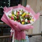 Mix tulipanów